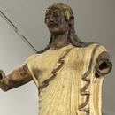 ローマ在住のロコ、Apollo di Veioさん