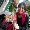 パリ在住のロコ、Okinawayukiさん
