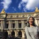 パリ在住のロコ、Hitomiさん